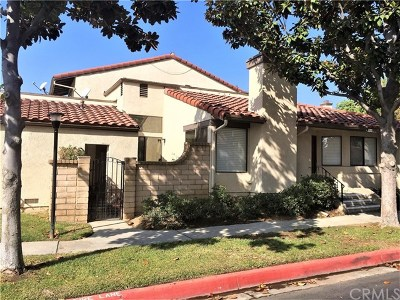 Rancho Cucamonga Condo/Townhouse For Sale: 9844 Ladera Court