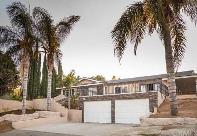 Corona Single Family Home For Sale: 884 Corona Avenue