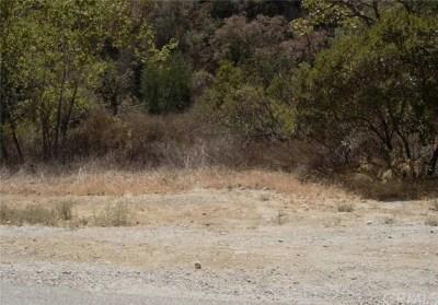 Modjeska Canyon, Silverado Canyon Residential Lots & Land For Sale: 1 Williams Canyon Rd.