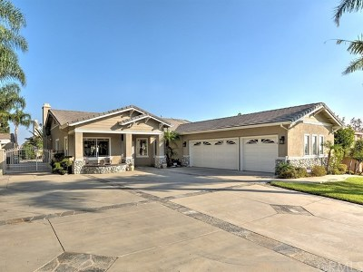Rancho Cucamonga Single Family Home Active Under Contract: 5511 Pacific Crest Place