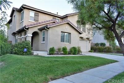Corona Single Family Home For Sale: 11194 Evergreen Loop