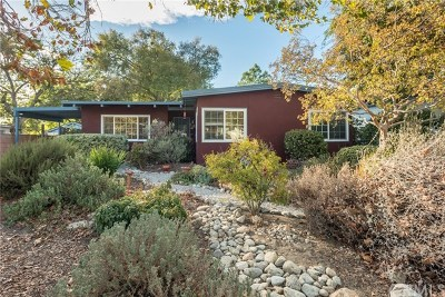 Claremont Single Family Home Active Under Contract: 3321 Campus Avenue