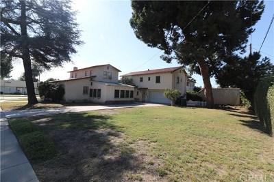 Covina Multi Family Home Active Under Contract: 405 W Kenoak Drive