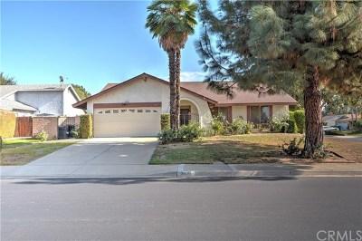 La Verne Single Family Home For Sale: 3606 Lynn Cir