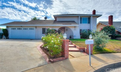La Verne Single Family Home For Sale: 934 Herbine Street