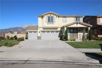Fontana Single Family Home For Sale: 15304 Thistle Street