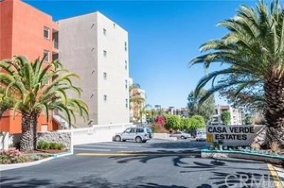 San Pedro Condo/Townhouse For Sale: 28004 S Western Avenue #312