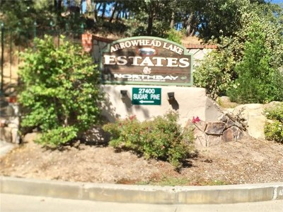 Lake Arrowhead Condo/Townhouse For Sale: 27456 White Fir Drive