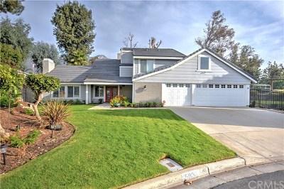 Rancho Cucamonga Single Family Home For Sale: 5931 Kirkwood Avenue