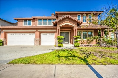 Rancho Cucamonga Single Family Home For Sale: 12234 Keenland Drive