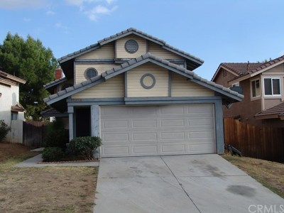 Moreno Valley Single Family Home For Sale: 11356 Red Hill Road