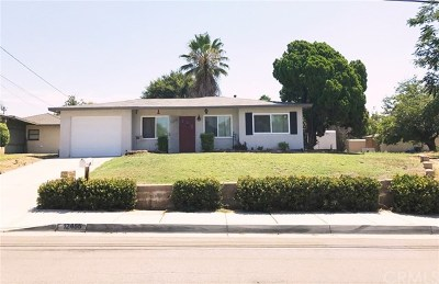 Chino Single Family Home For Sale: 12455 Norton Avenue