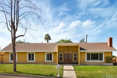 West Covina Single Family Home For Sale: 1337 S Donna Beth Avenue