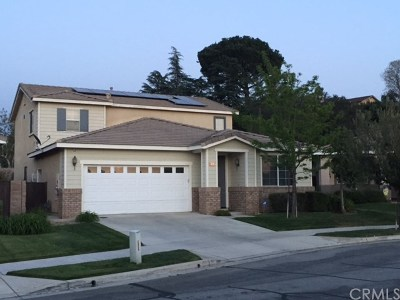 Yucaipa Single Family Home For Sale: 34467 Yale Drive