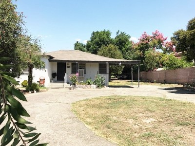 Chino Single Family Home For Sale: 4330 Walnut Avenue