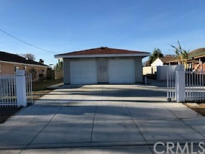 Riverside Single Family Home For Sale: 4127 Conning Street