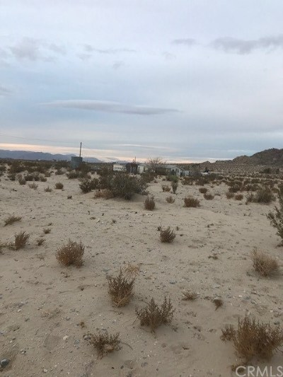 Lucerne Valley Residential Lots & Land For Sale: East End Road