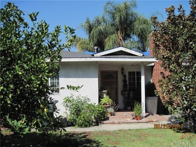 West Covina Single Family Home Active Under Contract: 1441 S Indian Summer Avenue