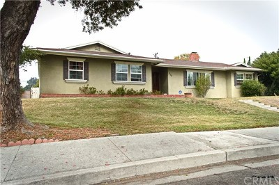 Pomona Single Family Home For Sale: 2185 Spencer Avenue