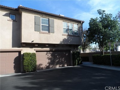 Chino Condo/Townhouse Active Under Contract: 13288 Zivi Avenue