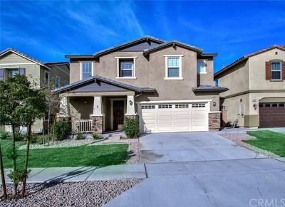 Fontana Single Family Home For Sale: 16962 Schneider Street