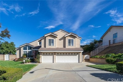 Rowland Heights Single Family Home For Sale: 2474 Joel Drive