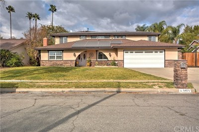 Upland Single Family Home For Sale: 1401 W Norwood Court