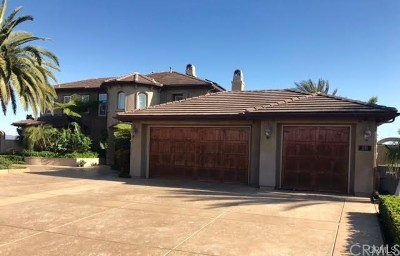 Bonsall Single Family Home Active Under Contract: 1110 Vista De Lomas