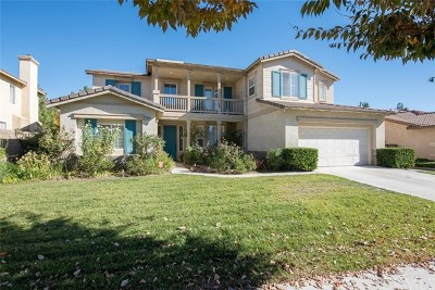 Yucaipa Single Family Home For Sale: 11975 Southwind Way