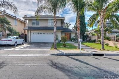 La Puente Single Family Home For Sale: 13732 Hoig Street