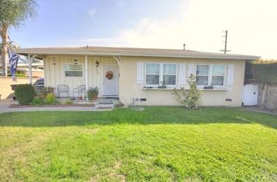 West Covina Single Family Home For Sale: 1668 S Sandia Avenue