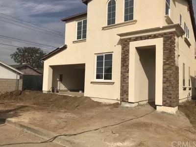 Covina Single Family Home For Sale: E San Bernardiono Rd