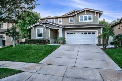 Chino Hills Single Family Home For Sale: 3973 Coast Oak Circle