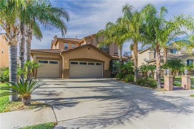 Fontana Single Family Home For Sale: 7518 Red Bluff Lane