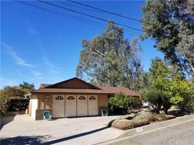 Single Family Home For Sale: 3768 Elm Avenue