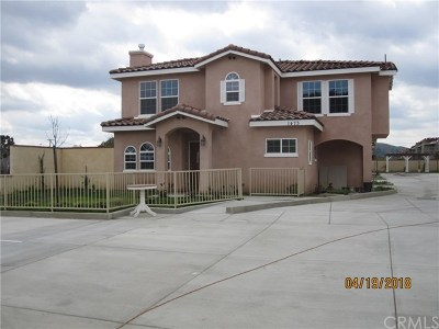 Pomona Single Family Home For Sale: 1459 S Rebecca Street S