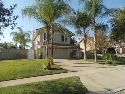 Upland Single Family Home For Sale: 1773 Rosewood Way