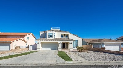 Victorville Single Family Home For Sale: 18144 Harbor Drive