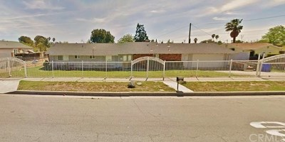 Rialto Single Family Home For Sale: 649 E Etiwanda Avenue