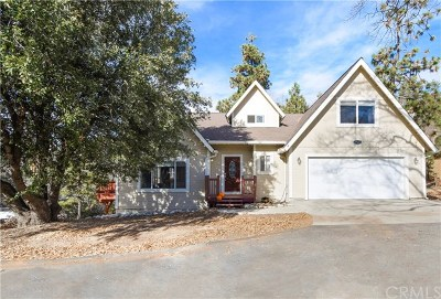 Lake Arrowhead Single Family Home For Sale: 27623 St Bernard Lane