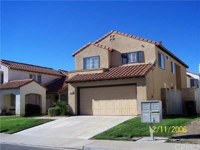 Fontana Single Family Home For Sale: 7144 Trinity Street