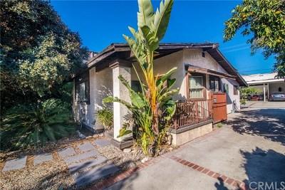 Burbank, Glendale, La Crescenta, Pasadena, Hollywood, Toluca Lake, Studio City, Alta Dena , Los Feliz Single Family Home For Sale: 443 W Elk Avenue