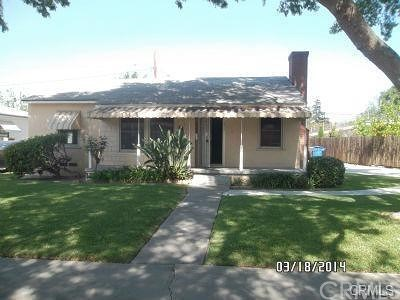 Pomona Single Family Home For Sale: 1711 Wright Street