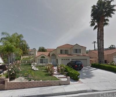 Colton Single Family Home For Sale: 3023 Prado Lane