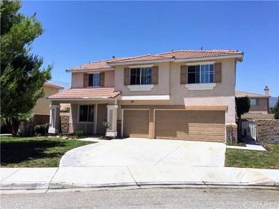 Fontana Single Family Home For Sale: 14612 Nevada Court