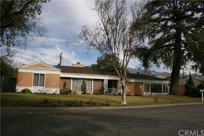 San Bernardino Single Family Home For Sale: 530 Fairmont Drive