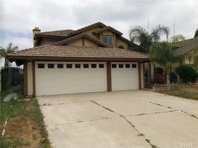 Moreno Valley Single Family Home For Sale: 11692 Bobolink Lane