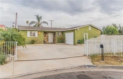 Azusa Single Family Home For Sale: 6002 N Ranger Drive