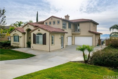 Rancho Cucamonga Single Family Home For Sale: 9871 Hidden Farm Road