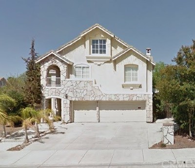 Murrieta CA Single Family Home For Sale: $538,000